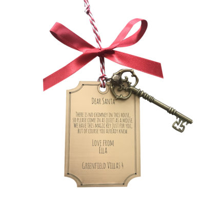 Jajo Magic Santa Key JMSK17
