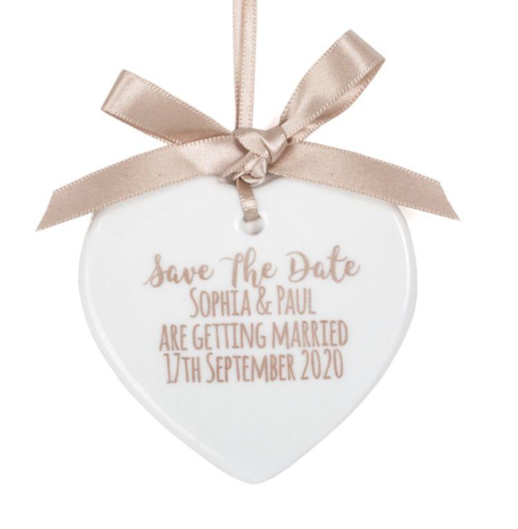 Jajo ceramic heart save the date JSSTD17 zoom