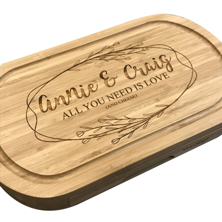Jajo love and cheese cheese board JFBCB18