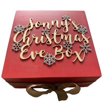 Jajo royal font christmas eve box JRFCEB19 close