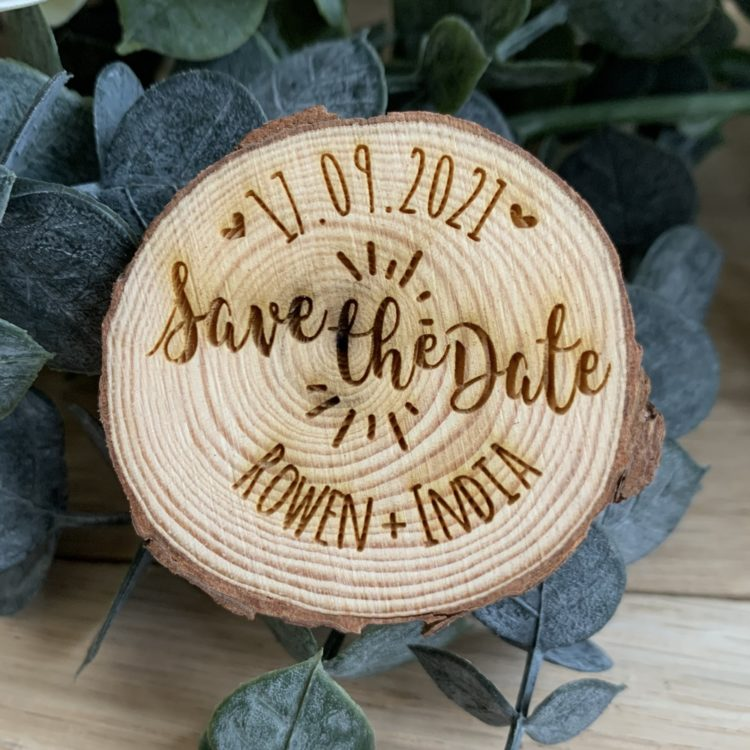 Jajo signature save the date log slice JSTDL18