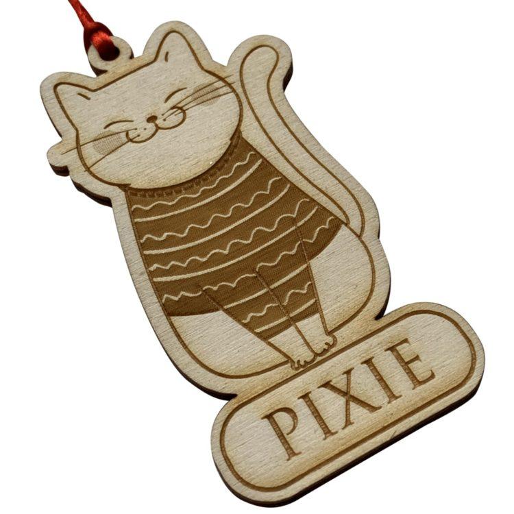 Jajo jumper cat decoration JJCD19