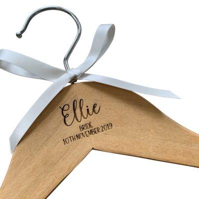 jajo wedding hanger calli design JHCNRDW18