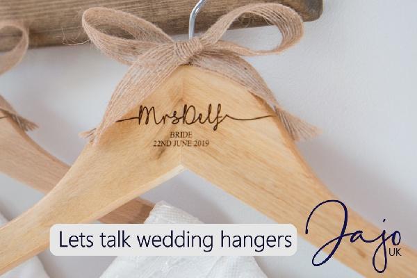 Jajo wedding hanger video