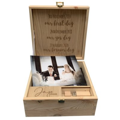 Jajo deluxe photo box JDPB120 full
