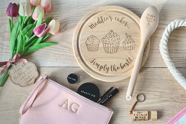 Jajo personalised gifts for her