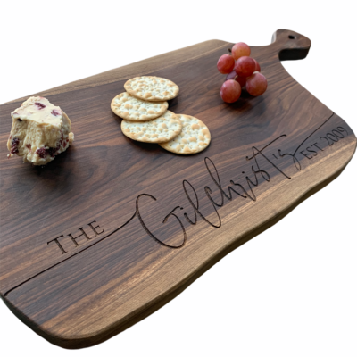 jajo walnut deluxe chopping board