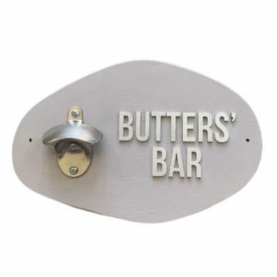 Jajo Inlaid bottle opener plaque