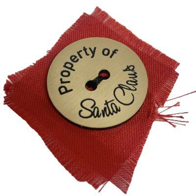 Jajo UK santa lost button