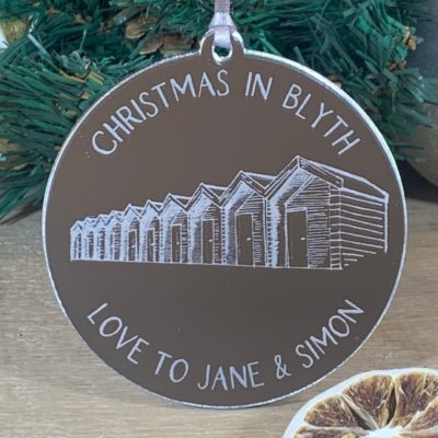 Jajo Blyth Beech Hut Bauble