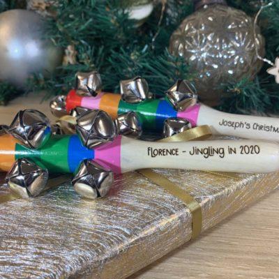 Personalised Jingle Bells Jajo UK